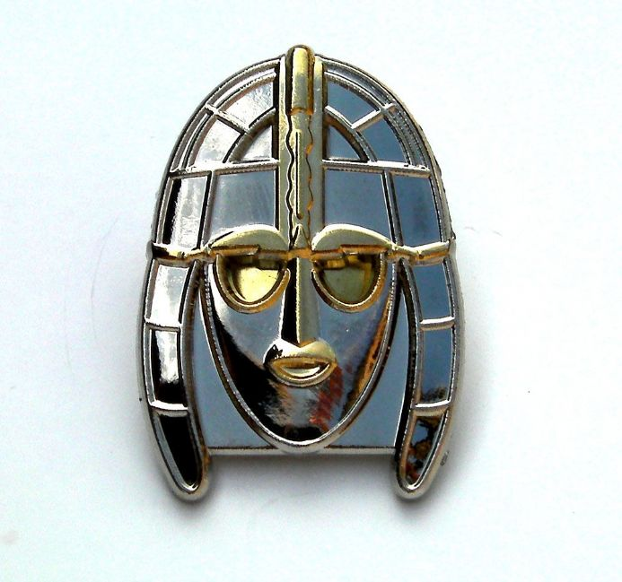 Sutton Hoo Lapel Badge